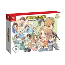 Story of Seasons: Pioneers of Olive Town - Deluxe Edition - Nintendo Switch (NEU