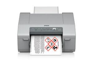 Epson M285A ColorWorks C831 Inkjet Label Printer