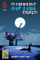 Riptide: Draken #1 SDCC Exclusive (Red 5 Comics) (07/08/2020)