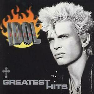 Billy Idol : Greatest Hits CD (2001) Highly Rated eBay Seller Great Prices
