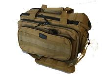 DDT Ranger TAN Padded 4 Gun Pistol Range Bag Tactical Shooting Gear