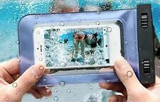 Quality Waterproof Pouch Bag Phone Case Protector for Mp3 Mobile Iphone 7/7 plus