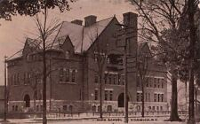 Postcard High School Norwich NY
