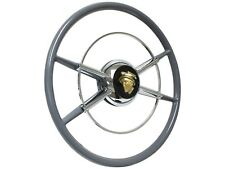 The Crestliner Steering Wheel Gold Mercury Kit | GM Adapter