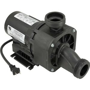 Balboa 0060F88C Gemini Plus II 115V 12.5 AMP NR4A-C Bath Pump with Air Switch