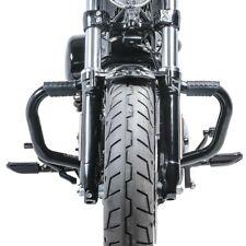 Pare cylindre Mustache II pour Harley Davidson Sportster 04-20 pare carter noir