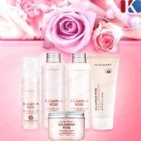 NATURE REPUBLIC Bulgarian Rose Moisture Skin Care / Cream Essence Toner Emulsion