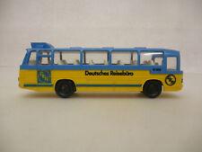 mes-71408Joy Toy 1:87 Mercedes Reisebus DER Made in Greece sehr guter Zustand