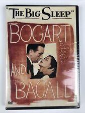 New Sealed The Big Sleep Two Versions Dvd Movie Humphrey Bogart Lauren Bacall