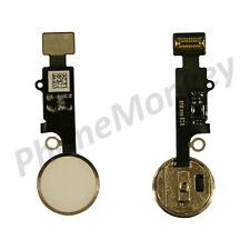 para Apple iPhone 7p Botón De Inicio Dedo Táctil ID Sensor Flexible Blanco