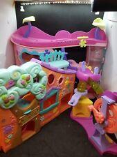 Lot of Littlest Pet Shop Buildings Pets Accessories Diary Clubhouse Monkeys Pigs