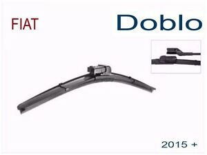 Windscreen Wipers for Fiat Doblo 2015 2016 2017  (PAIR)