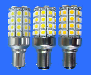 BA15S/ BAY15D/ BA15D Car Light,Marine lights,boat bulb 5W 49LED 5050 SMD 12~24V