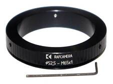 52.5mm to M65x1 thread adapter (projection lenses on helicoids)