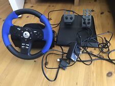 Logitech Driving Force EX - PS2 + PS3 , PC  Steering Racing Wheel and Pedals