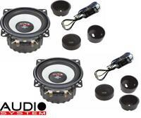 Audio System M 100 EVO 2 10cm 2-Wege HIGH EFFICIENT Compo System Lautsprecher