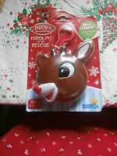 Rudolph to the Rescue The Red Nosed Reindeer Mini Games Backpack Clip