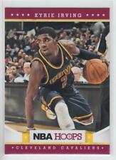 2012-13 Hoops #223 Kyrie Irving RC Rookie