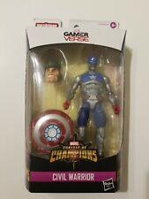 Hasbro Marvel Legends Contest of Champions Civil Warrior 6 Inch Figure BRAND