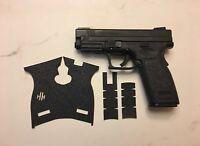 HANDLEITGRIPS Textured Rubber Grip Enhancements Gun Parts for Springfield XD 45