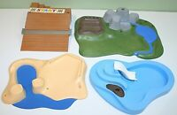 Playmobil Base Plates And Scenery Set Builds Custom Pick You Choice