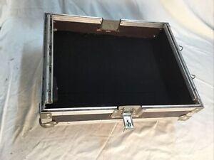 Flight Case Ideal für Mischpult Innen maß 49 x 37 x 10 cm