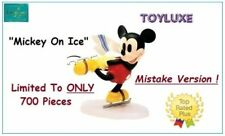 WDCC Disney MICKEY ON ICE MISTAKE VERSION * LTD 700 NIB 70th Anniversary Pick Ax