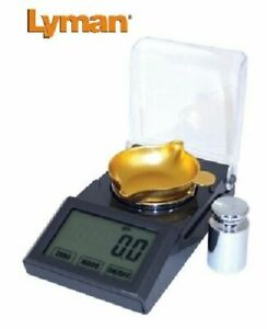 Lyman Micro-Touch 1500 Electronic Reloading Scale 110 Volt NEW! #  7750700