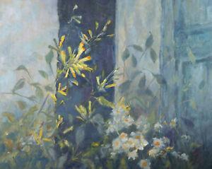 Barbara Doyle (b.1917) - 1986 Oil, Symi No.14