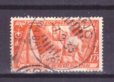 FRANCOBOLLI Italia Regno 1932 -- Marcia su Roma 1,75 Lire SAS337