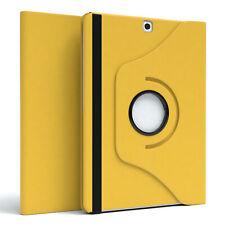 """Para Samsung Galaxy tab S2 8.0 """"protección de la cubierta tableta bolsa bolsa 360° grado amarillo"""