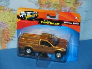 MAISTO ADVENTURE WHEELS POWER RACERS FORD F-150 XL ***BRAND NEW***