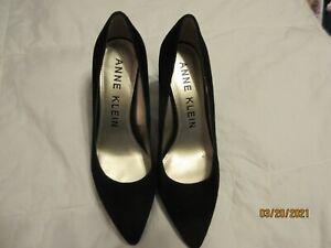 ANNE KLEIN ladies black heels size 7 m  new