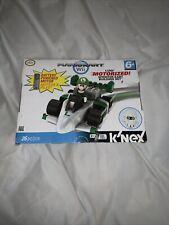 K'Nex Mario Kart Wii Building Set: Luigi's Motorized Sprinter Kart - Sealed New