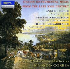 Tarchi / Ricardo Cor - Italian Instrumental Music from Late 18th Century [New CD