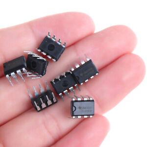 10PCS TL072CP New Original IC Inline DIP-8 Dual Operational Amplifi TLTM