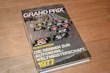 !! Seltenes, schönes Buch: Ulrich Schwab:Grand Prix 1977, Motorbuch-V.!!