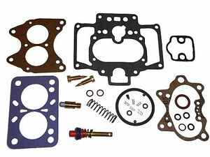 Carburetor Rebuild Kit 1953 1954 Pontiac 8 cyl w/ Carter WCD NEW 53 54