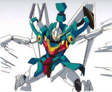 Gundam Wing * Rythm Emotion * Opening Anime Cel Op