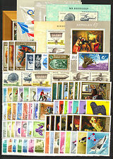 Hungary 1967. Full year sets with souvenir sheets MNH Mi: 114 EUR !!