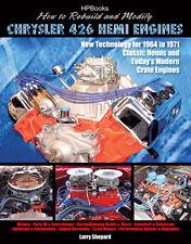 Rebuild & Modify Chrysler 426 Hemi Engines - Book HP1525