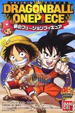 龍珠bandai Dragonball Dragon ball x One Piece OnePiece 40th Weekly Jump Fusion Q