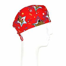 Scooby Doo All Star Theme Scrub Hat