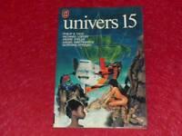 "[BIBLIOTHEQUE H.& P.-J. OSWALD] REVUE ""UNIVERS"" 15 SADOUL - FREMION J'ai lu 887"