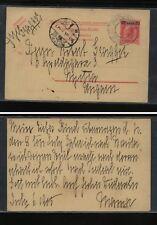 Austria   Turkey  nice postal  card   1905           MS0420