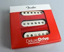 Fender Deluxe Drive Stratocaster High Output, High Intensity Pickups SSS Set