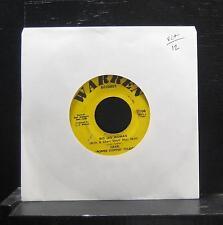 """Israel """"Popper Stopper"""" - Big Leg Woman 7"""" Vinyl 45 VG+ 1969 Warren 106"""