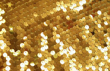 Sparkly Gold Sequin Glamorous Tablecloth/Backdrop For Party Wedding event decora