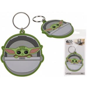 THE CHILD BABY YODA - Mandalorian Official Star Wars Key Ring Chain Xmas Gift