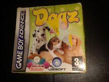 Nintendo Gameboy Advance Boxed Game * DOGZ * GBA * PEE